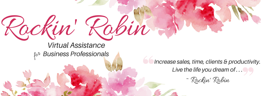 Rockin Robin Virtual Assistant LLC